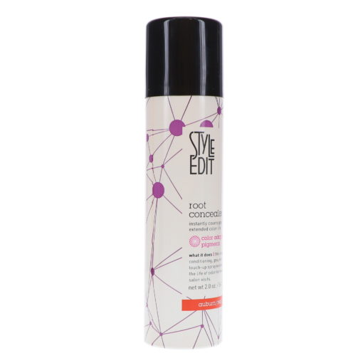 Style Edit Auburn Root Concealer Touch Up Spray 2 oz