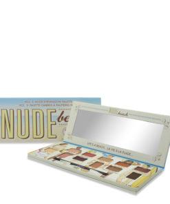 theBalm Nude Beach Eyeshadow Palette 0.336 Oz