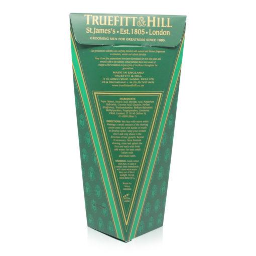 Truefitt & Hill West Indian Limes Shaving Cream Travel Tube 2.6 oz.