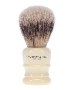 Truefitt & Hill Wellington Super Badger Shave Brush Faux Ivory