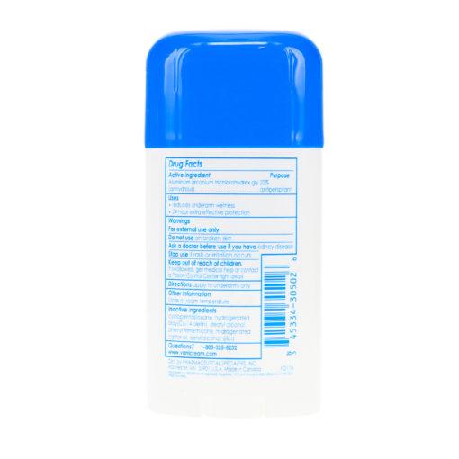 Vanicream Anti-Perspirant Deodorant 2.25 oz. 3 Pack