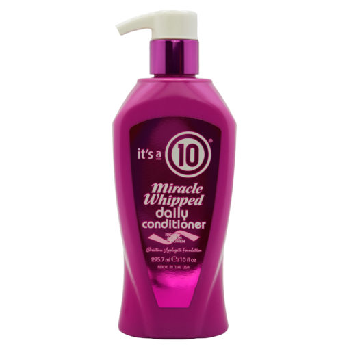 It's a 10 Miracle Whipped Daily Conditioner 10 Oz