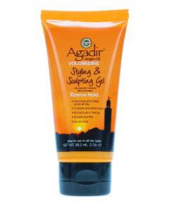 Agadir Argan Oil Volumizing Styling Gel 2 Oz