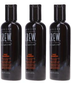 American Crew Daily Shampoo 3.3 oz 3 Pack
