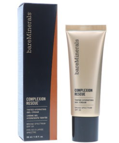 bareMinerals Complexion Rescue Tinted Hydrating Gel Cream Broad Spectrum SPF 30 Sienna 10 1.18 oz