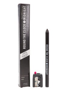 bareMinerals Round The Clock Intense Cream-Glide Eyeliner Midnight 0.04 oz