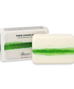 Baxter of California Vitamin Cleansing Bar Italian Lime and Pomegranate, 7 oz.