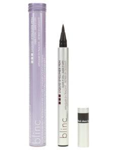 blinc Liquid Eyeliner Pen Soft Black Sheen