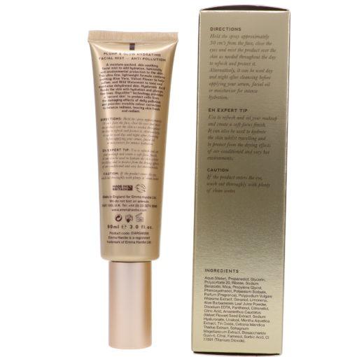 Emma Hardie Plump & Glow Hydrating Facial Mist 3 oz