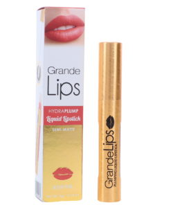 GrandeLash GrandeLips Plumping Liquid Lipstick Desert Peak