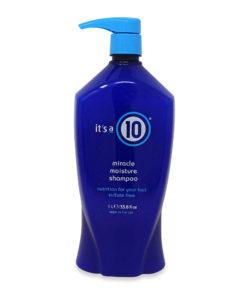 It's a 10 Miracle Moisture Sulfate-Free Shampoo 33.8 Oz