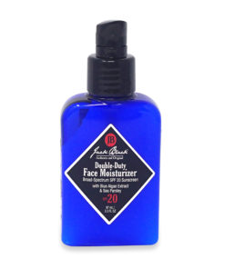 Jack Black Double-Duty Face Moisturizer SPF 20, 3.3 oz.
