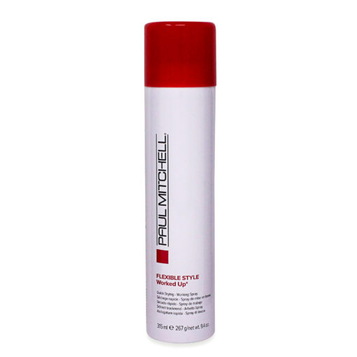 Paul Mitchell Worked Up Hair Spray 9.4 Oz