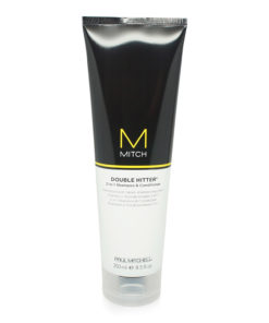Paul Mitchell Mitch Double Hitter Two in One Shampoo and Conditioner  8.5 oz.