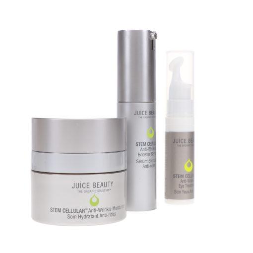 Juice Beauty Stem Cellular Anti-Wrinkle Solutions Kit