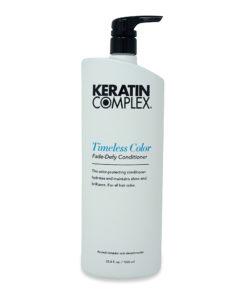 Keratin Complex Timeless Color Fade-Defy Conditioner, 33.8 oz.