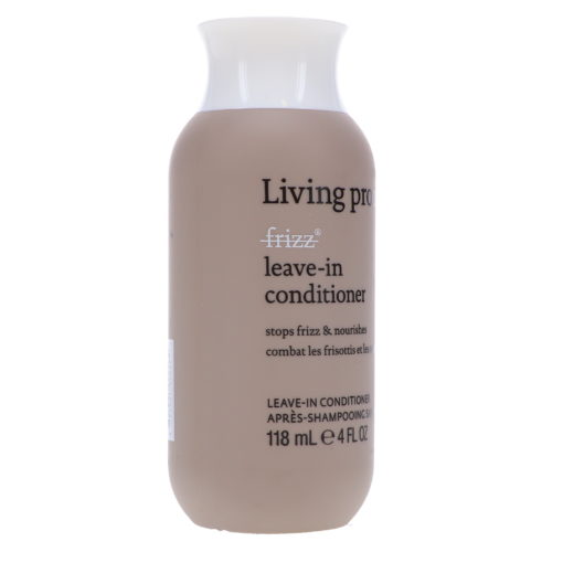 Living Proof No Frizz Leave in Conditioner 4 oz.