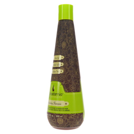Macadamia - Rejuvenating Shampoo - 10 Oz
