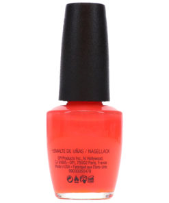 OPI Hot & Spicy NLH43, 0.5 oz.