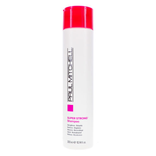 Paul Mitchell Super Strong Shampoo & Conditioner 10.14 Oz Combo Pack