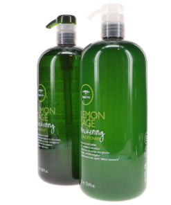 Paul Mitchell Tea Tree Lemon Sage Thickening Shampoo and Conditioner 33.8 oz. Combo Pack