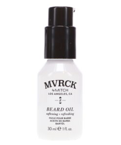 Paul Mitchell MVRCK Beard Oil 1 oz