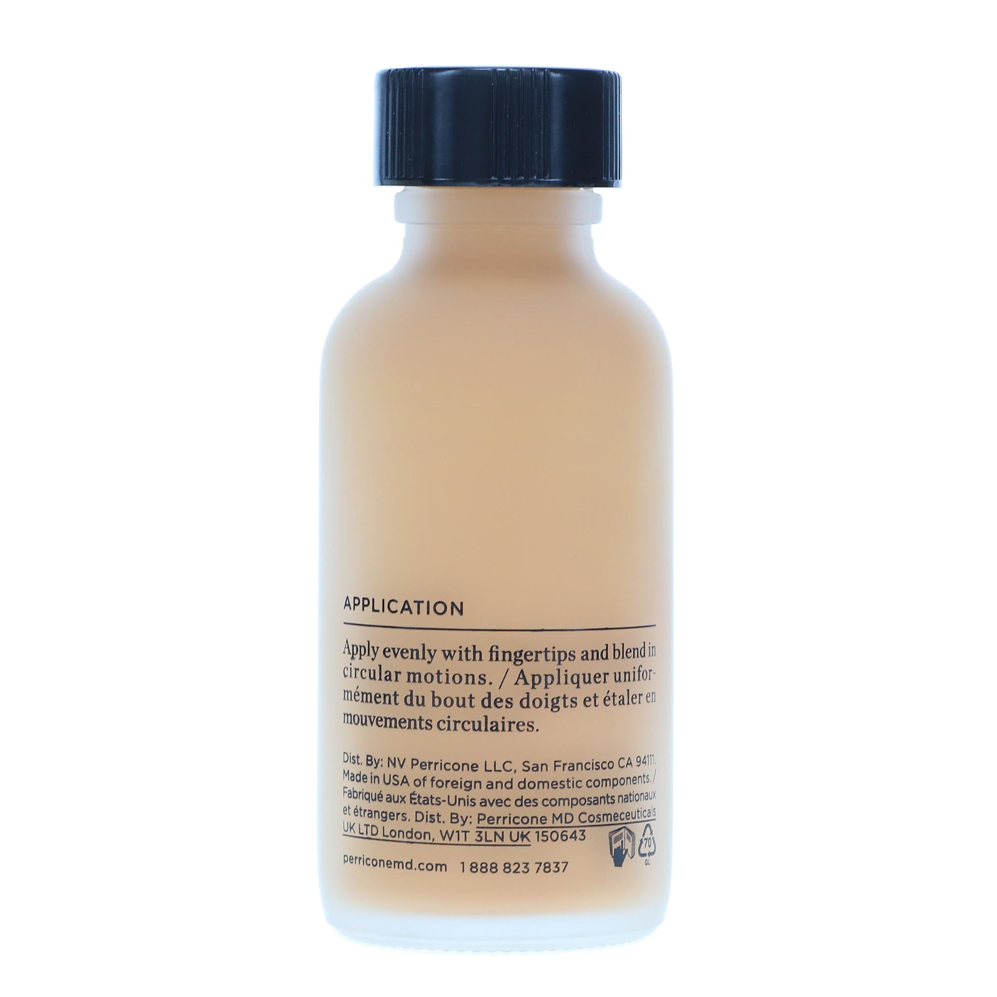 No makeup foundation serum spf 20 # nude (light/neutral
