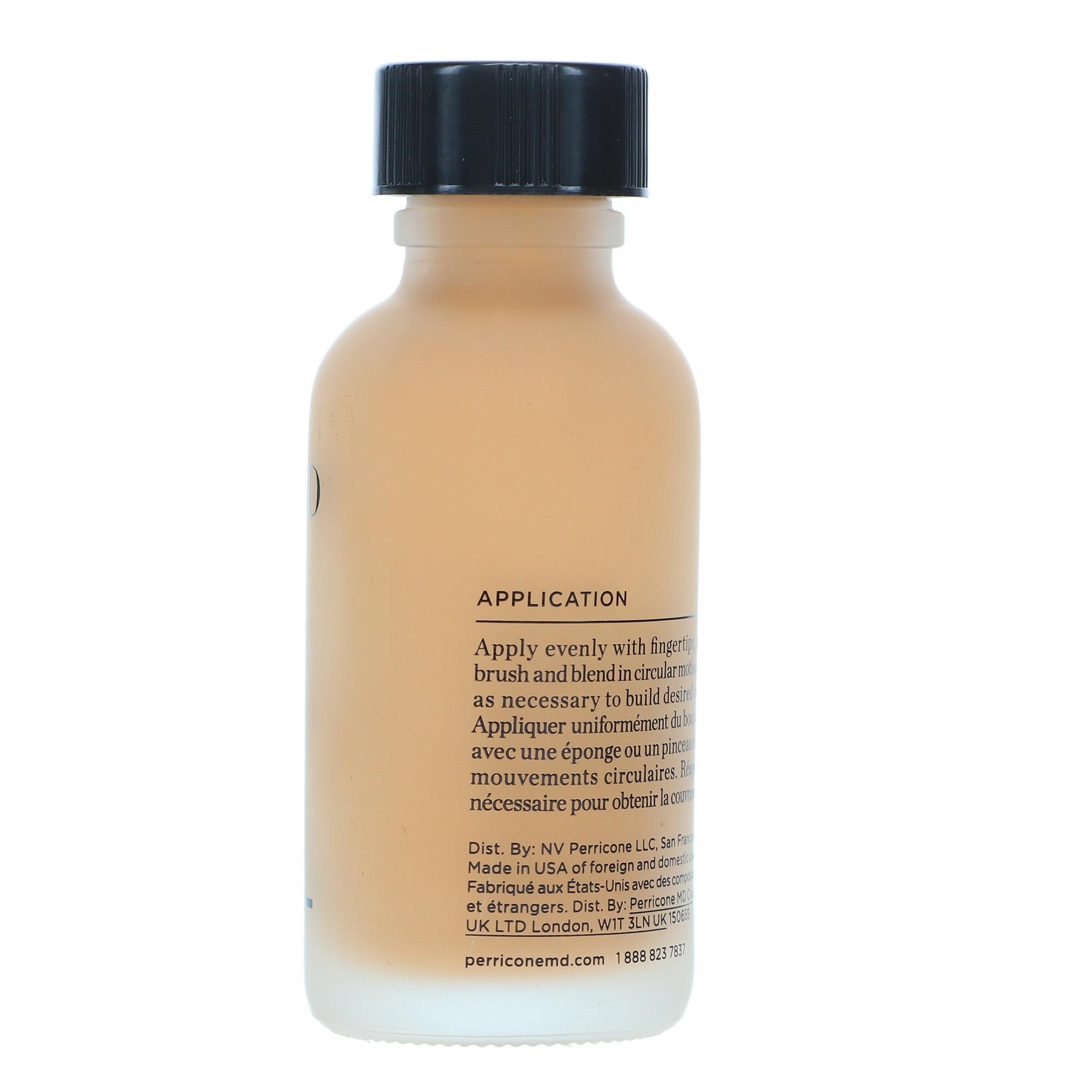 Perricone MD No Makeup Foundation Serum Nude (#2) 1 oz