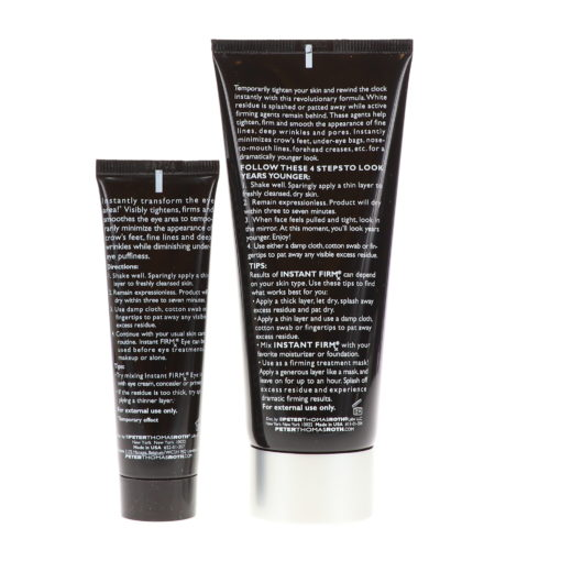 Peter Thomas Roth Instant Firmx 3.4 oz and Instant FIRMx Eye 1 oz Combo Pack