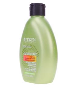 Redken - Curvaceous High Foam Mousse Light Weight Cleanser - 10.1 Oz