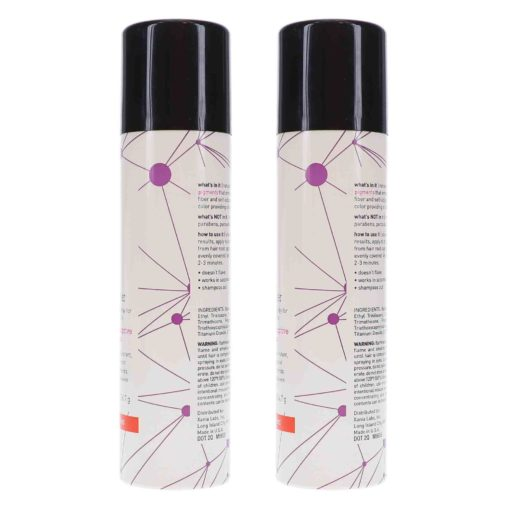 Style Edit Auburn Root Concealer Touch Up Spray 2 oz 2 Pack