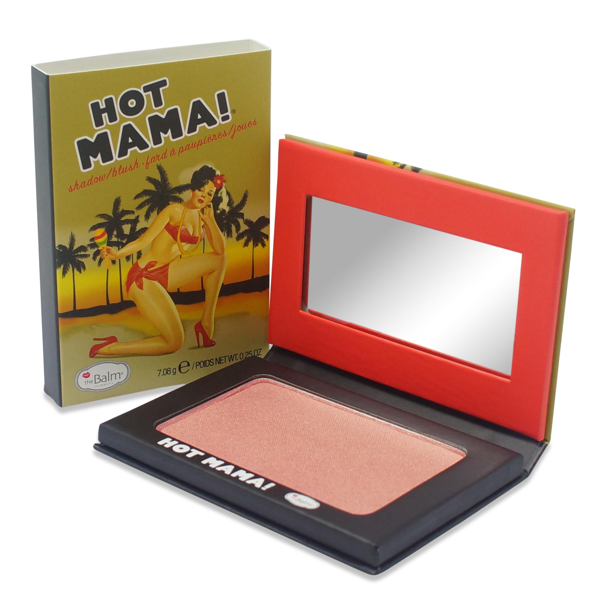 Blush hot mama da the balm Thebalm Hot Mama Shadow Blush 0 25 Oz