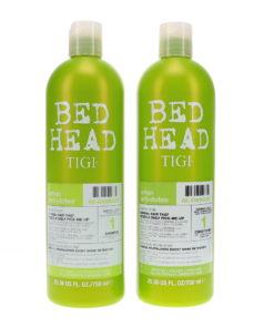TIGI Bed Head Urban Antidotes Re-Energize 1 Shampoo and Conditioner, 25.36 oz.
