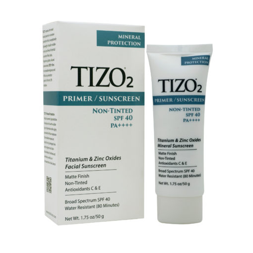 TIZO 2 Facial Mineral Primer/Sunscreen SPF 40 1.75 Oz