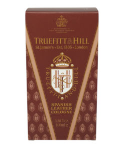 Truefitt & Hill Spanish Leather Cologne 3.38 oz.