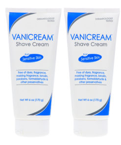 Vanicream Shave Cream 6 Oz (Pack of 2)