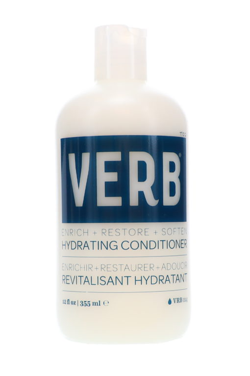 Verb Mild Color Safe Cleanse Hydrating Conditioner 12 Oz