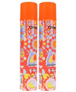 Amika Headstrong Hairspray 8.2 oz 2 Pack