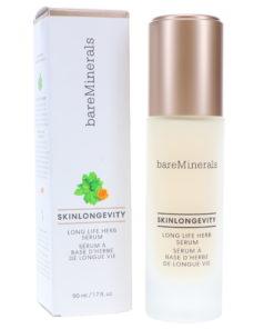 bareMinerals SkinLongevity Long Life Herb Serum 1.7 oz