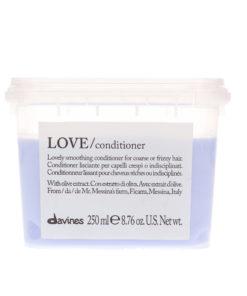 Davines LOVE Smoothing Conditioner 8.45 oz.