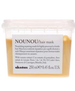 Davines NOUNOU Nourishing Hair Mask 8.45 Oz