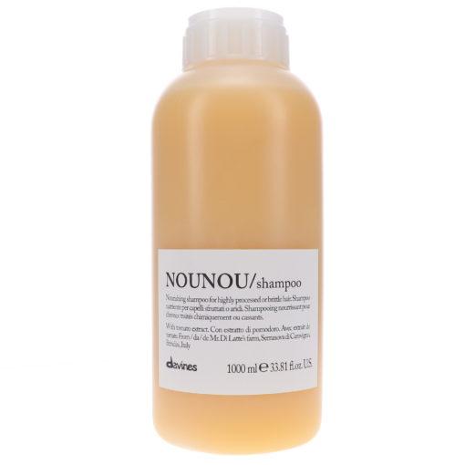 Davines NOUNOU Nourishing Shampoo 33.8 oz & NOUNOU Nourishing Conditioner 33.8 oz Combo Pack