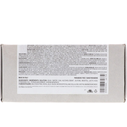 Davines Nourishing Hair Royal Jelly Superactive .27 oz.