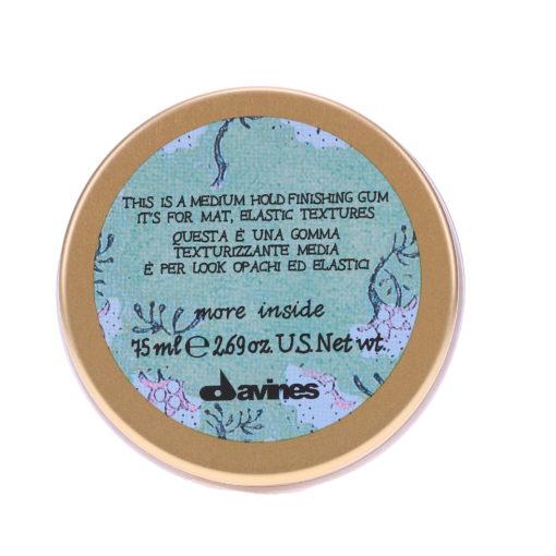 Davines This is a Medium Hold Finishing Gum 2.69 oz