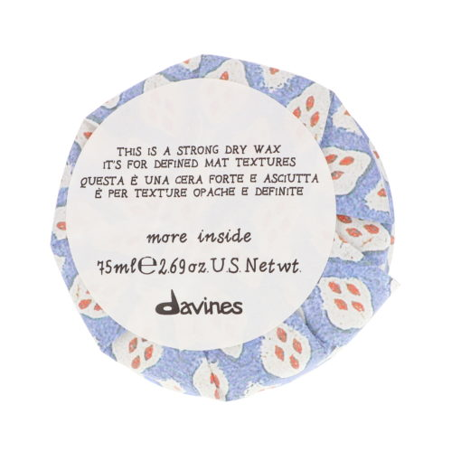 Davines This Is A Strong Dry Wax 2.69 oz