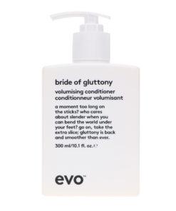 EVO Gluttonty Volume Shampoo & Bride Of Gluttony Conditioner 10.14 Oz Combo Pack