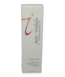 jane iredale Longest Lash Thickening and Lengthening Mascara Black Ice 0.42 Oz