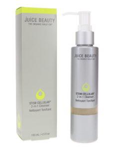 Juice Beauty Stem Cellular 2-in-1 Cleanser 4.5 oz