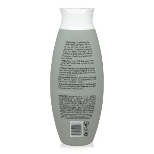 Living Proof Full Shampoo 8 oz. Conditioner 8 oz. Thickening Creme 3.7oz.