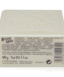 L'Occitane Bonne Mere Soap  Milk-100g